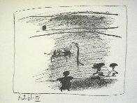A Los Toros Avec Picasso: Les Banderilles, 1961 Limited Edition Print by Pablo Picasso - 1