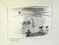 A Los Toros Avec Picasso: Les Banderilles, 1961 Limited Edition Print by Pablo Picasso - 2