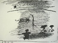 A Los Toros Avec Picasso: Les Banderilles, 1961 Limited Edition Print by Pablo Picasso - 3