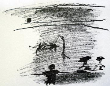 A Los Toros Avec Picasso: Les Banderilles, 1961 Limited Edition Print - Pablo Picasso
