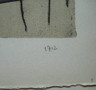 Papiers Colles 1910-1914 (Bouteille De Vieux Marc, Verre Et Le Journ 1966 Limited Edition Print by Pablo Picasso - 4