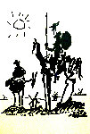 Don Quixote 1955 Limited Edition Print - Pablo Picasso