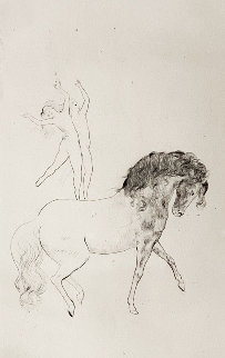 Au Cirque 1905 Limited Edition Print by Pablo Picasso