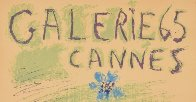 Galerie 65 Cannes Poster 1956 Limited Edition Print by Pablo Picasso - 6