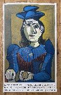 Musee Des Arts Decoratifs Paris - June / October Poster 1955 Limited Edition Print by Pablo Picasso - 2