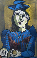Musee Des Arts Decoratifs Paris - June / October Poster 1955 Limited Edition Print by Pablo Picasso - 1