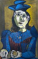 Musee Des Arts Decoratifs Paris - June / October Poster 1955 Limited Edition Print by Pablo Picasso - 0