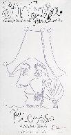 Sala Gaspa, Pintura - Dibujo Poster 1971 Limited Edition Print by Pablo Picasso - 0