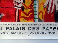 XXIV Festival D'avignon Poster HS 1970 Limited Edition Print by Pablo Picasso - 3