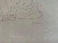 Modele Et Grande Tete Sculpte 1933  Limited Edition Print by Pablo Picasso - 3