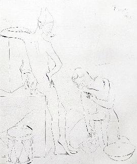Le Bain De L'enfant 1905 Limited Edition Print - Pablo Picasso
