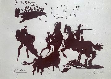 La Corrida Limited Edition Print - Pablo Picasso