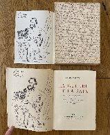 La Guerre Et La Paix,  Book with Lithograph 1956 Limited Edition Print by Pablo Picasso - 1