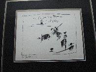La Pique 1961 Limited Edition Print by Pablo Picasso - 4