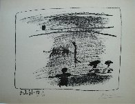 Les Banderilles 1961 HS  Limited Edition Print by Pablo Picasso - 1