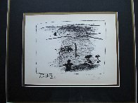Les Banderilles 1961 HS  Limited Edition Print by Pablo Picasso - 3