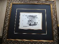 Les Banderilles 1961 HS  Limited Edition Print by Pablo Picasso - 2