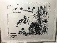 Jeu De Cape 1961 Limited Edition Print by Pablo Picasso - 2