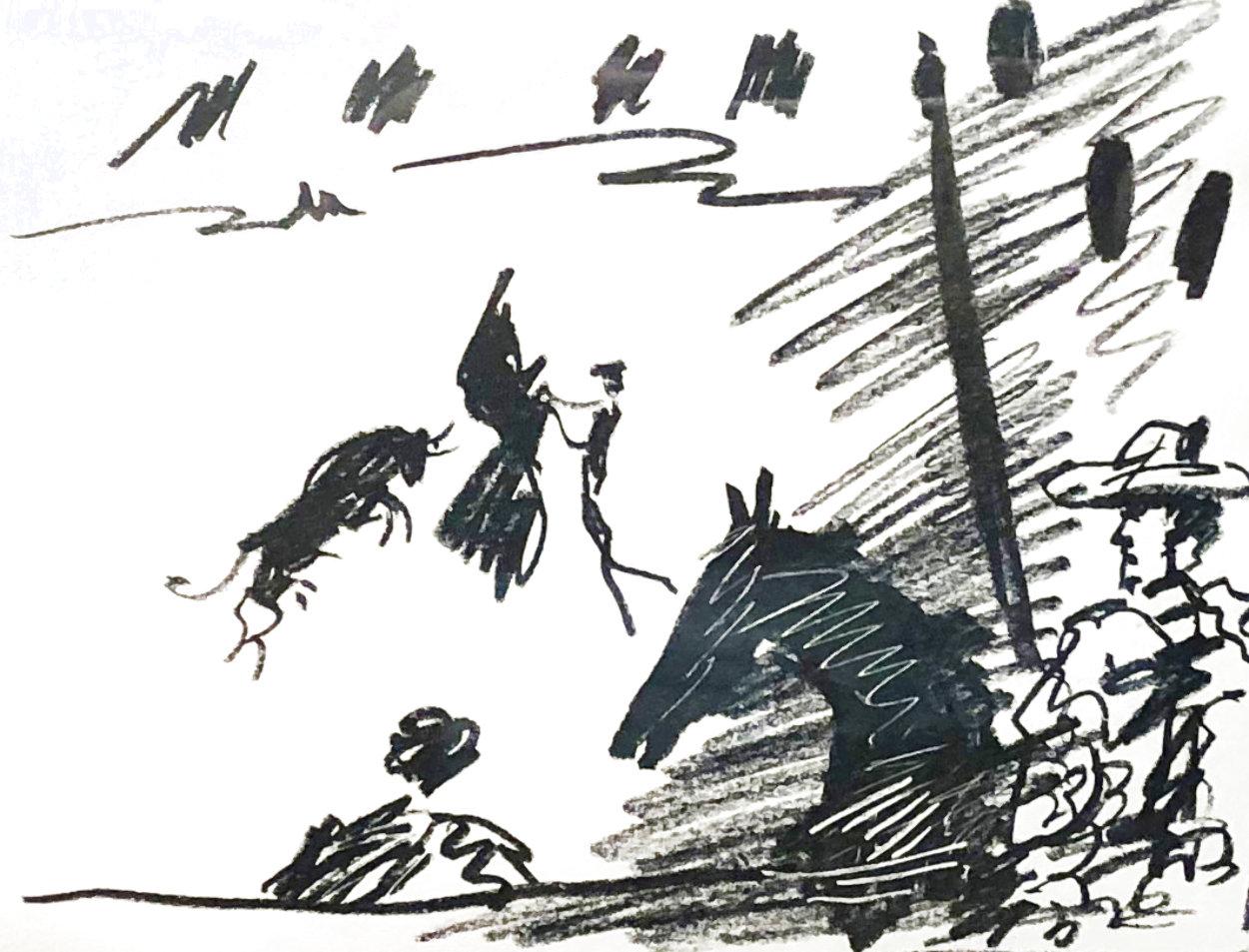 Jeu De Cape 1961 Limited Edition Print by Pablo Picasso