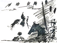 Jeu De Cape 1961 Limited Edition Print by Pablo Picasso - 0