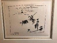 La Pique 1961 Limited Edition Print by Pablo Picasso - 2