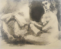 Le Couple 1967 Limited Edition Print by Pablo Picasso - 1