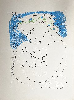 Grand Maternite Limited Edition Print - Pablo Picasso