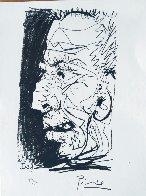 Le Gout Du Bonheu HS  Limited Edition Print by Pablo Picasso - 1