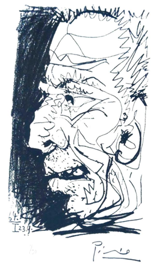Le Gout Du Bonheu HS  Limited Edition Print by Pablo Picasso