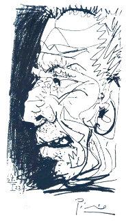 Le Gout Du Bonheu HS  Limited Edition Print - Pablo Picasso