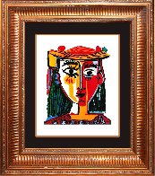 Bust of a Woman 1979 Limited Edition Print by Pablo Picasso - 1