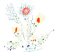 Fleurs For UCLA 1961 Limited Edition Print by Pablo Picasso - 1