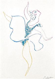 Le Ballet 1954 Limited Edition Print - Pablo Picasso
