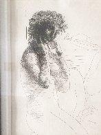 Sculpteur Et Modele Agenouille 1933 Limited Edition Print by Pablo Picasso - 3