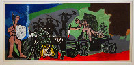 La Gierre - War 1954 Limited Edition Print by Pablo Picasso - 1