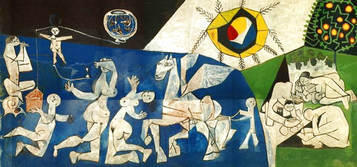 Paix - Peace 1954 Limited Edition Print by Pablo Picasso