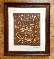 Vallauris, Peinture Et Lumiere, Xᵉ Anniversaire 1964 HS Limited Edition Print by Pablo Picasso - 1