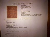 Exposition Vallauris - 1963 Limited Edition Print by Pablo Picasso - 4