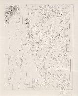 Modele nu et Sculptures Bloch 185  1933 HS Limited Edition Print by Pablo Picasso - 1