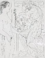 Modele nu et Sculptures Bloch 185  1933 HS Limited Edition Print by Pablo Picasso - 0
