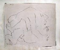 l'Etreinte, I (B. 1150) 1963 Limited Edition Print by Pablo Picasso - 1