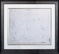 l'Etreinte, I (B. 1150) 1963 Limited Edition Print by Pablo Picasso - 2