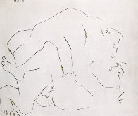 l'Etreinte, I (B. 1150) 1963 Limited Edition Print by Pablo Picasso - 0
