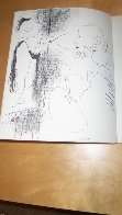 Picasso Lithographe IV Book With 2  Lithographs 1963 Limited Edition Print by Pablo Picasso - 6