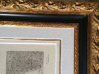 Minotaure Endormi Contemple Par Une Femme From the Vollard Suite 1933 Limited Edition Print by Pablo Picasso - 4