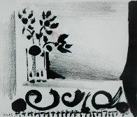 Vase De Fleurs Au Tapis a Ramages 1947  HS Limited Edition Print by Pablo Picasso - 0