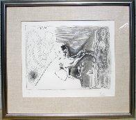 Peinture Au Travail #1 1963 HS Limited Edition Print by Pablo Picasso - 1