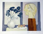 Nature Morte a La Fenetre 1982 Limited Edition Print - Pablo Picasso