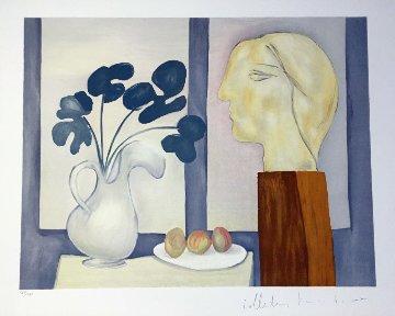 Nature Morte a La Fenetre 1982 Limited Edition Print - Pablo Picasso