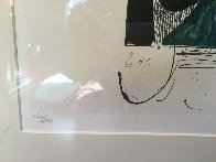 Femme Dans L'atelier  Limited Edition Print by  Picasso Estate Signed Editions - 4